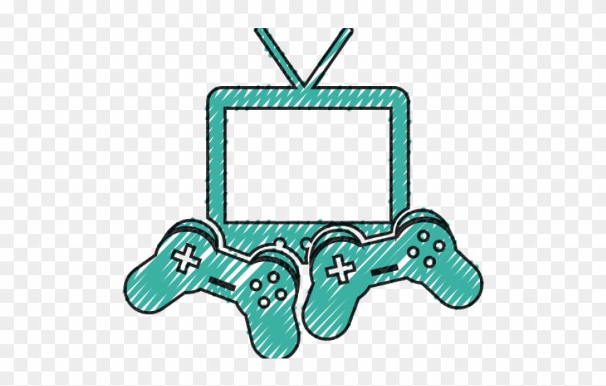 Video Game Clipart Transparent.