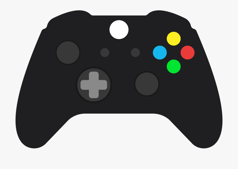 Clip Art Freeuse Video Game Controller Clipart.