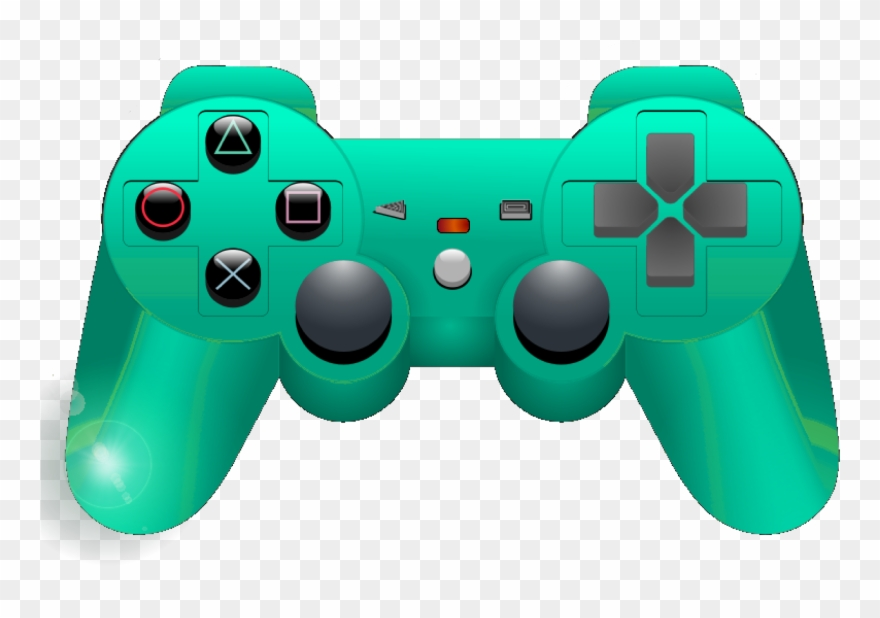 Clipart Of Game, Xbox And Controller.