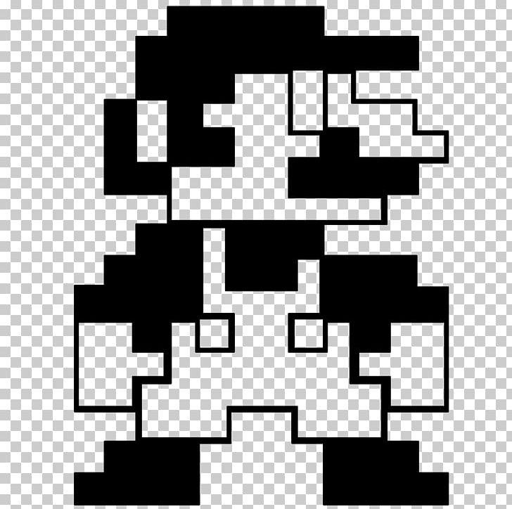 Luigi Super Mario Bros. Video Game PNG, Clipart, 8bit, 8bit.