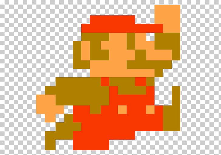 Super Mario Bros. Video game, jump, Super Mario 8.
