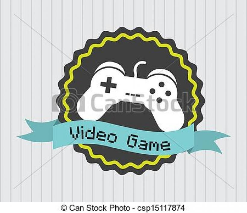 Video Game Designer Clipart.
