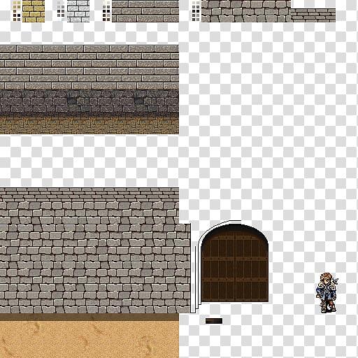 Stone wall Sprite Tile.