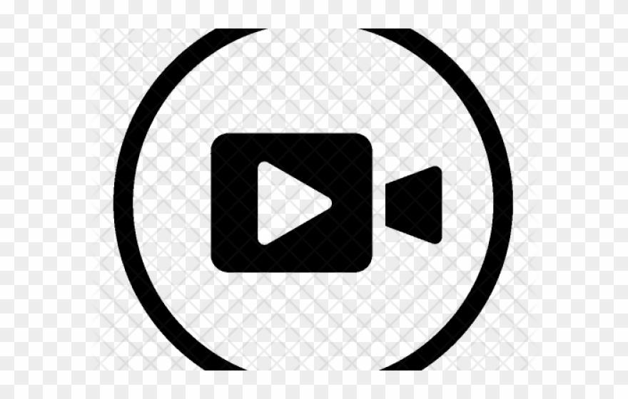 Video Icon Clipart Video Symbol.