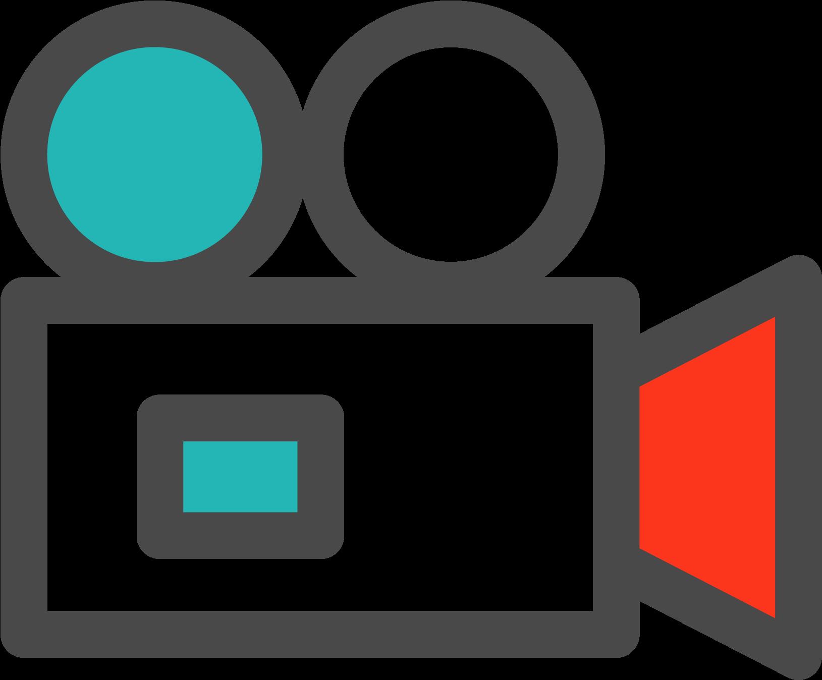 Video Cameras Computer Icons Film.