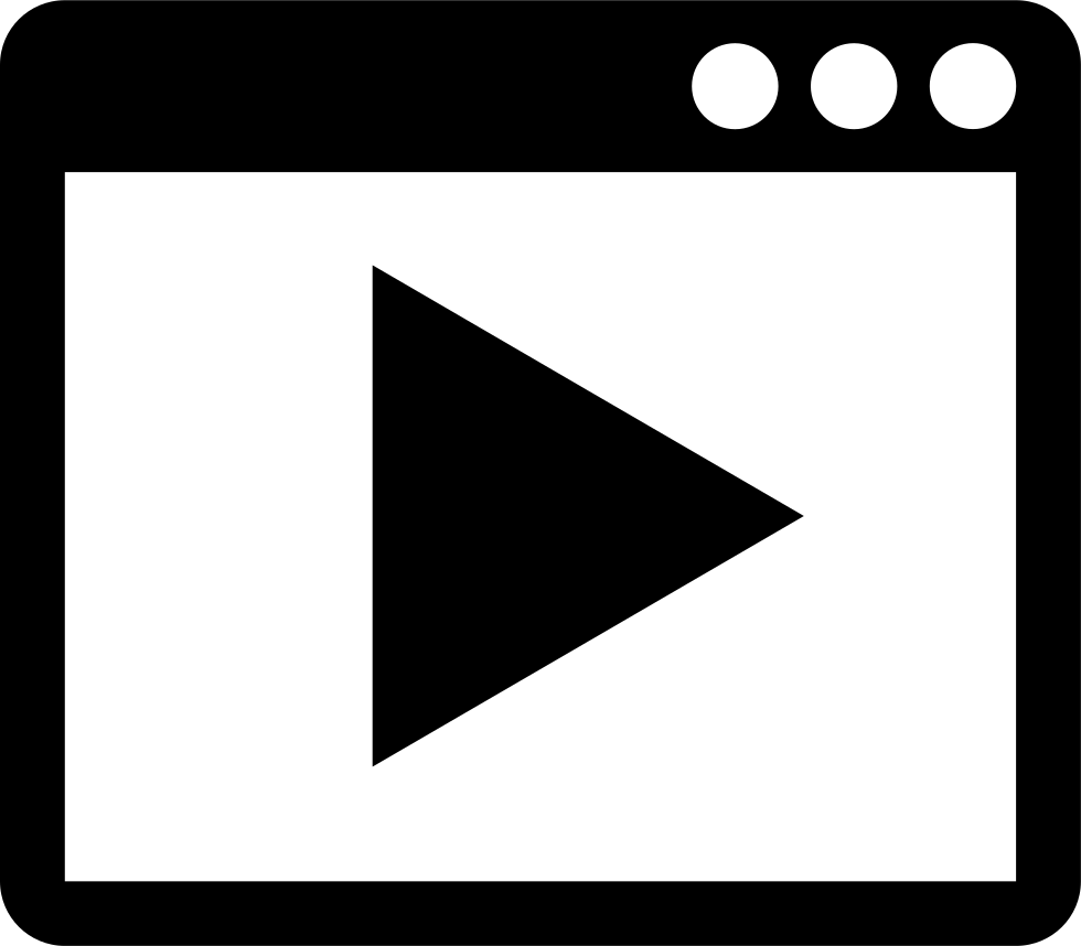Png File Video Icon Vector Png.