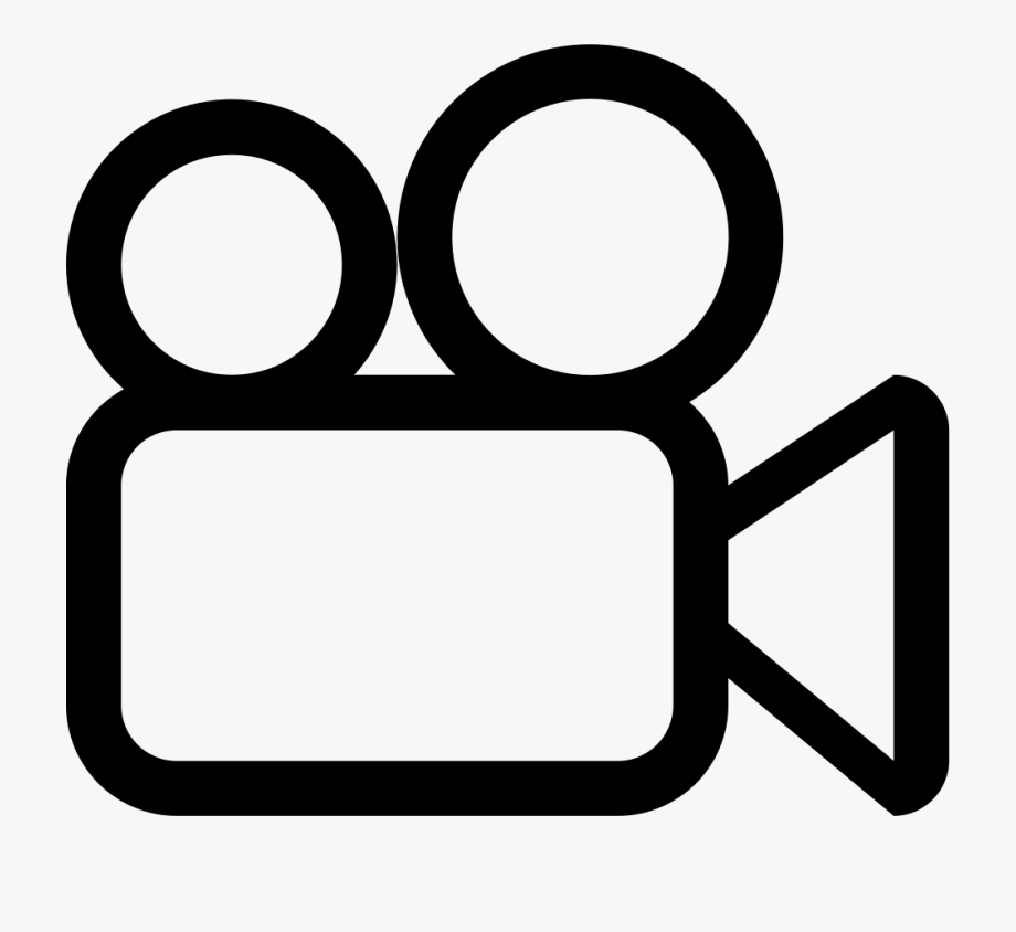 Video Camera Outline Svg Png Icon Free Download.