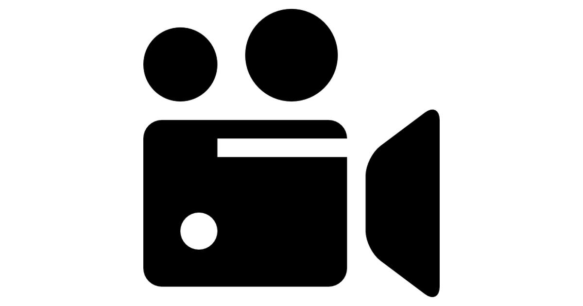 Video camera.