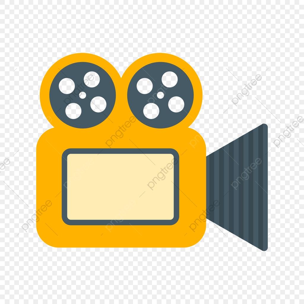 Video Vector Icon, Video Icon, Multimedia Icon, Movie Icon.