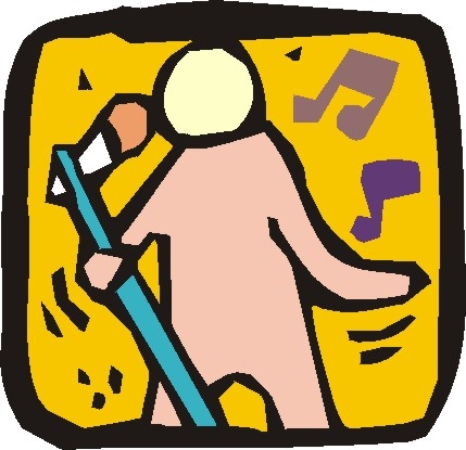 17505 Music free clipart.