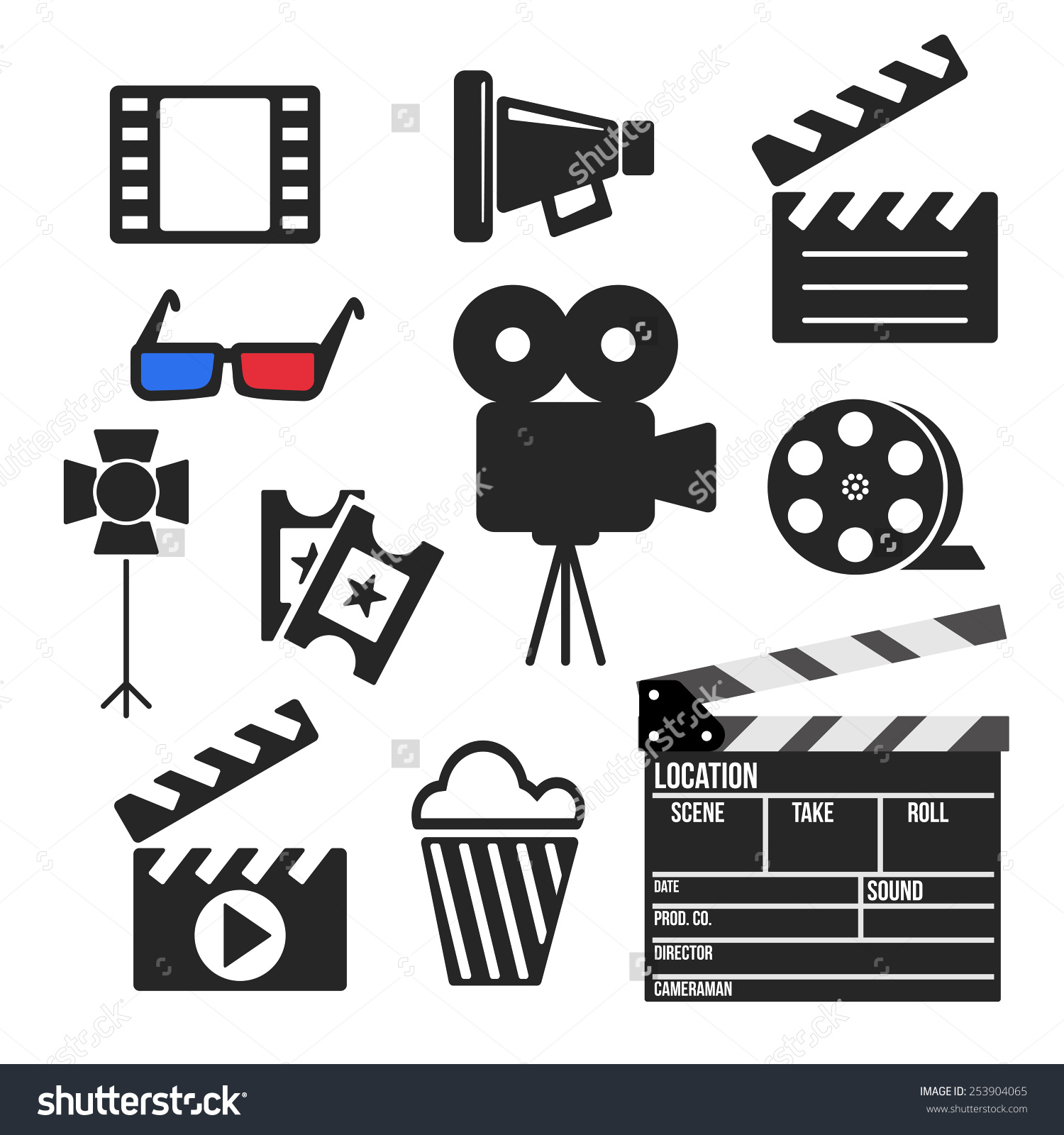 video production clipart - Clipground for Camera Equipment Clipart  575lpg