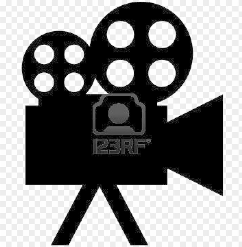 download old video camera icon clipart photographic.