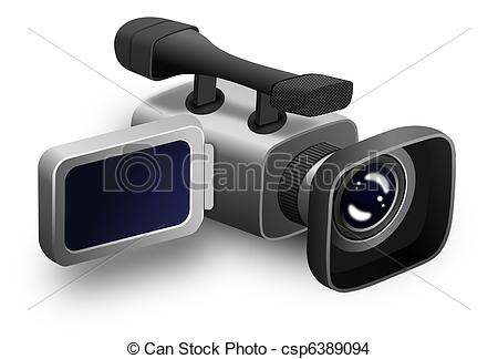 Camera recorder Clip Art and Stock Illustrations. 1,199 Camera.
