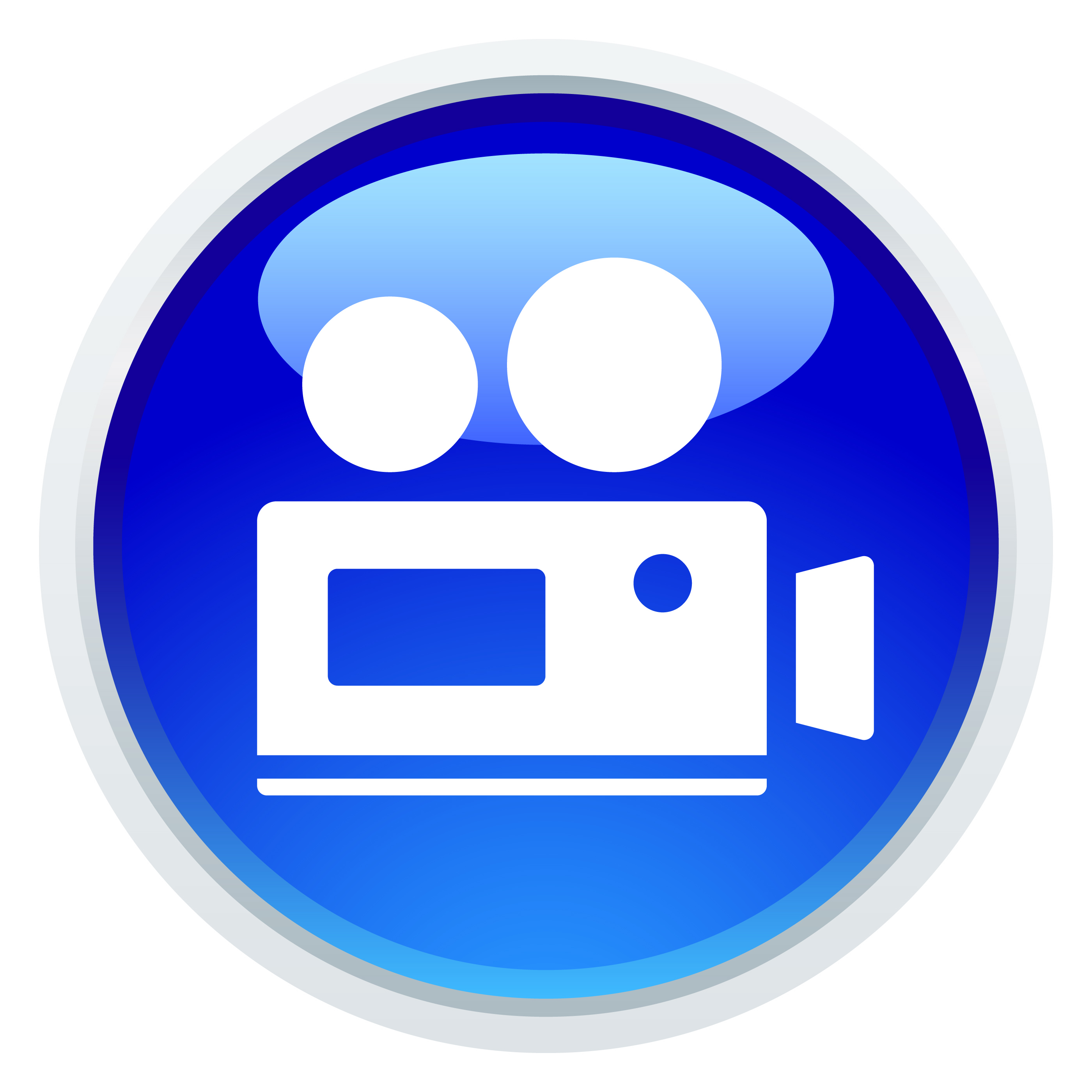 10265 Video free clipart.