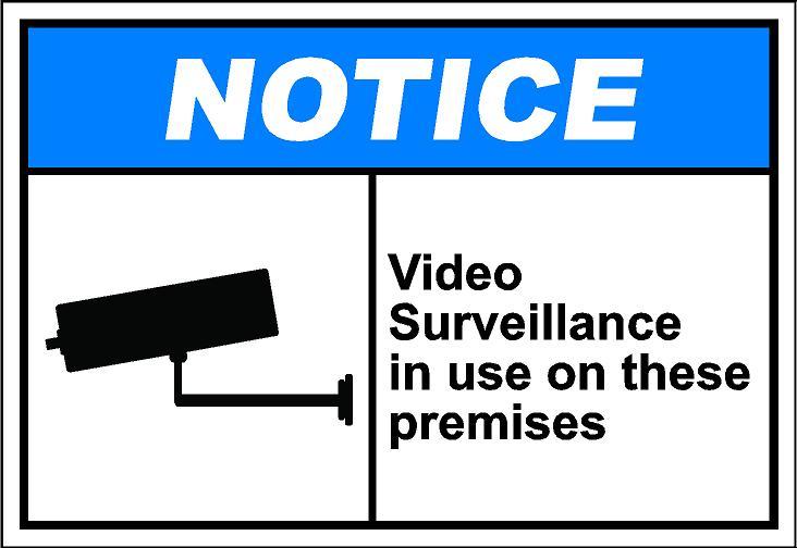 Surveillance Clipart.