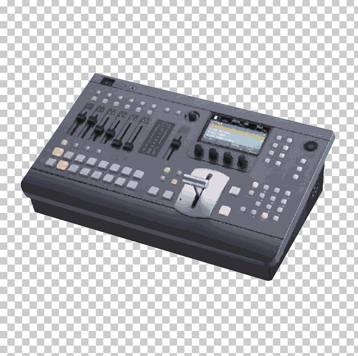 Vision Mixer Audio Mixers Video Television Camera PNG.