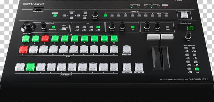 Vision mixer Serial digital interface Audio Mixers High.