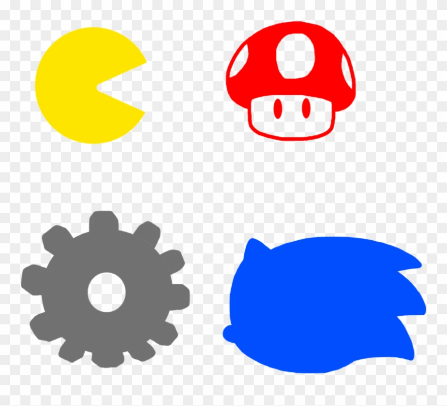 Game Icons By Marcospower.