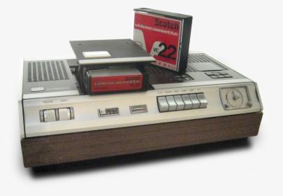 Clip Art Panasonic Video Cassette Recorders.