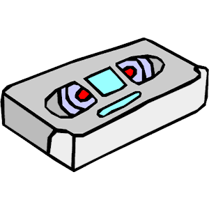Video Cassette clipart, cliparts of Video Cassette free download.