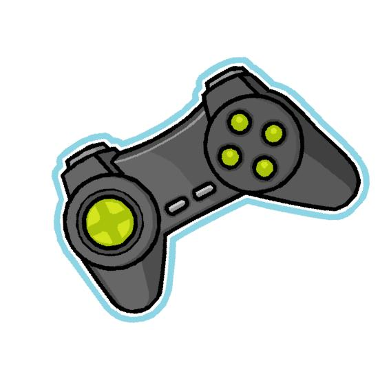 Video Game Controller Clip Art & Look At Clip Art Images.