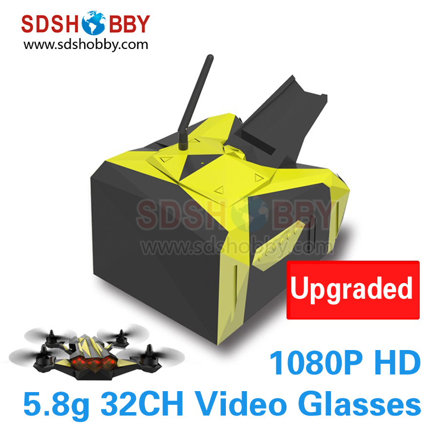 High Resolution Video Glasses Promotion.