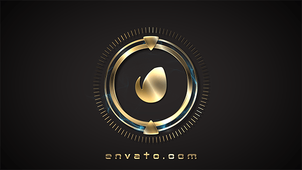 Gold Logo by CGcrystal.