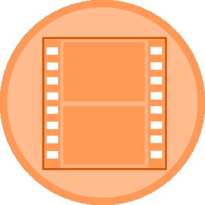 Video Clip Art.
