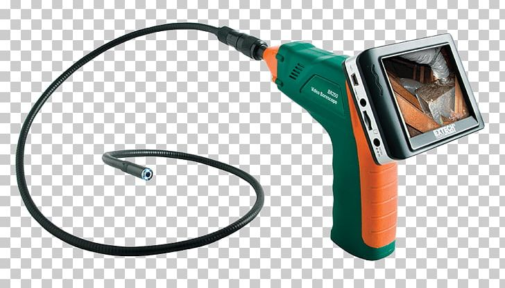 Extech Instruments Borescope Videoscope Digital Video.