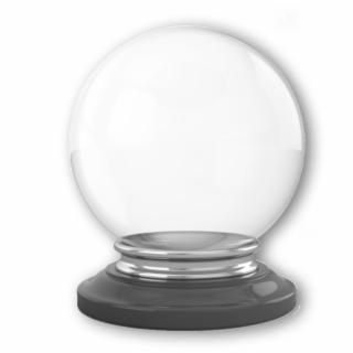 bola de cristal png.