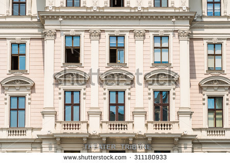 Classical Facade Stock Photos, Royalty.