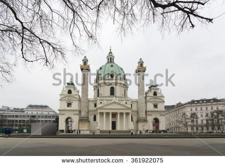 Baroque Architecture Stock Photos, Royalty.