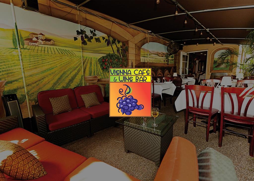 Vienna Café & Wine Bar.