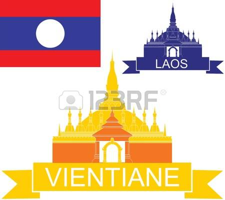 271 Vientiane Laos Stock Vector Illustration And Royalty Free.