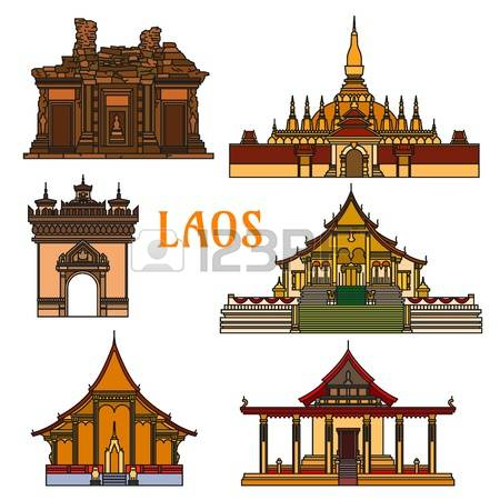 354 Vientiane Stock Vector Illustration And Royalty Free Vientiane.