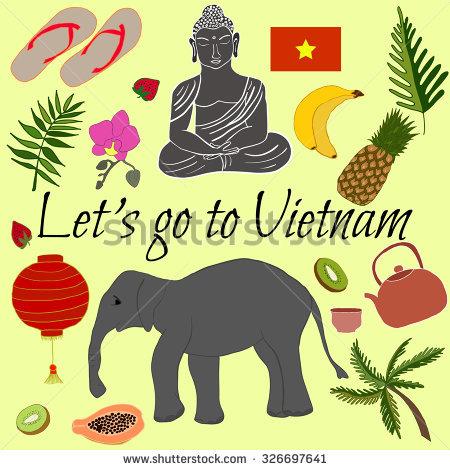 Vietnam Food Stock Photos, Royalty.
