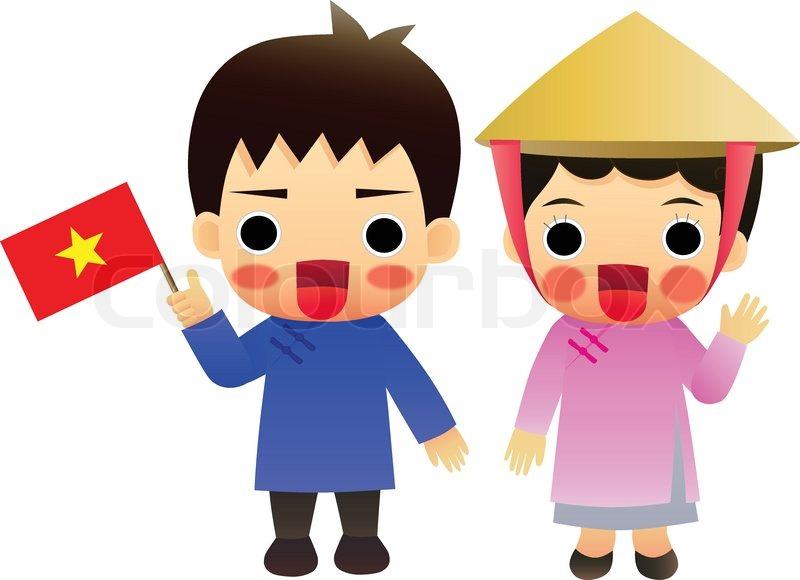 Vietnam traditional costume, aec, asean.