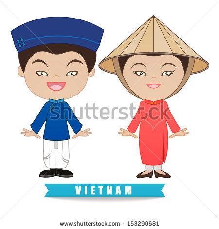 Vietnam People Stock Photos, Royalty.