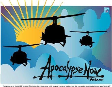 Vietnam War, Clip Art.