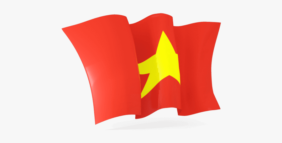 Vietnam Flag Gif Png , Free Transparent Clipart.