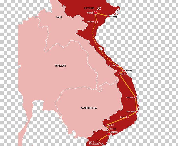 South Vietnam Empire Of Vietnam Flag Of Vietnam Map PNG.