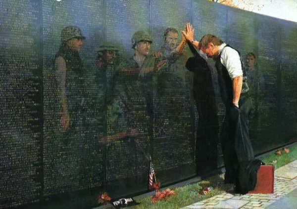 Memorial Day Art ★ a Gallery of Memorial Day Pictures, Art.