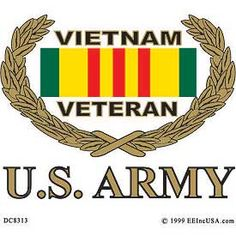 Vietnam veterans clipart.