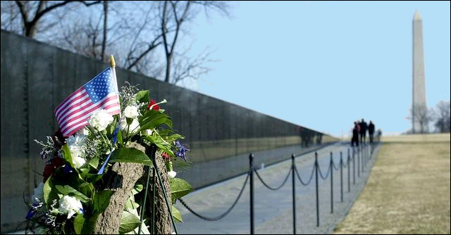 Vietnam Memorial Clipart.