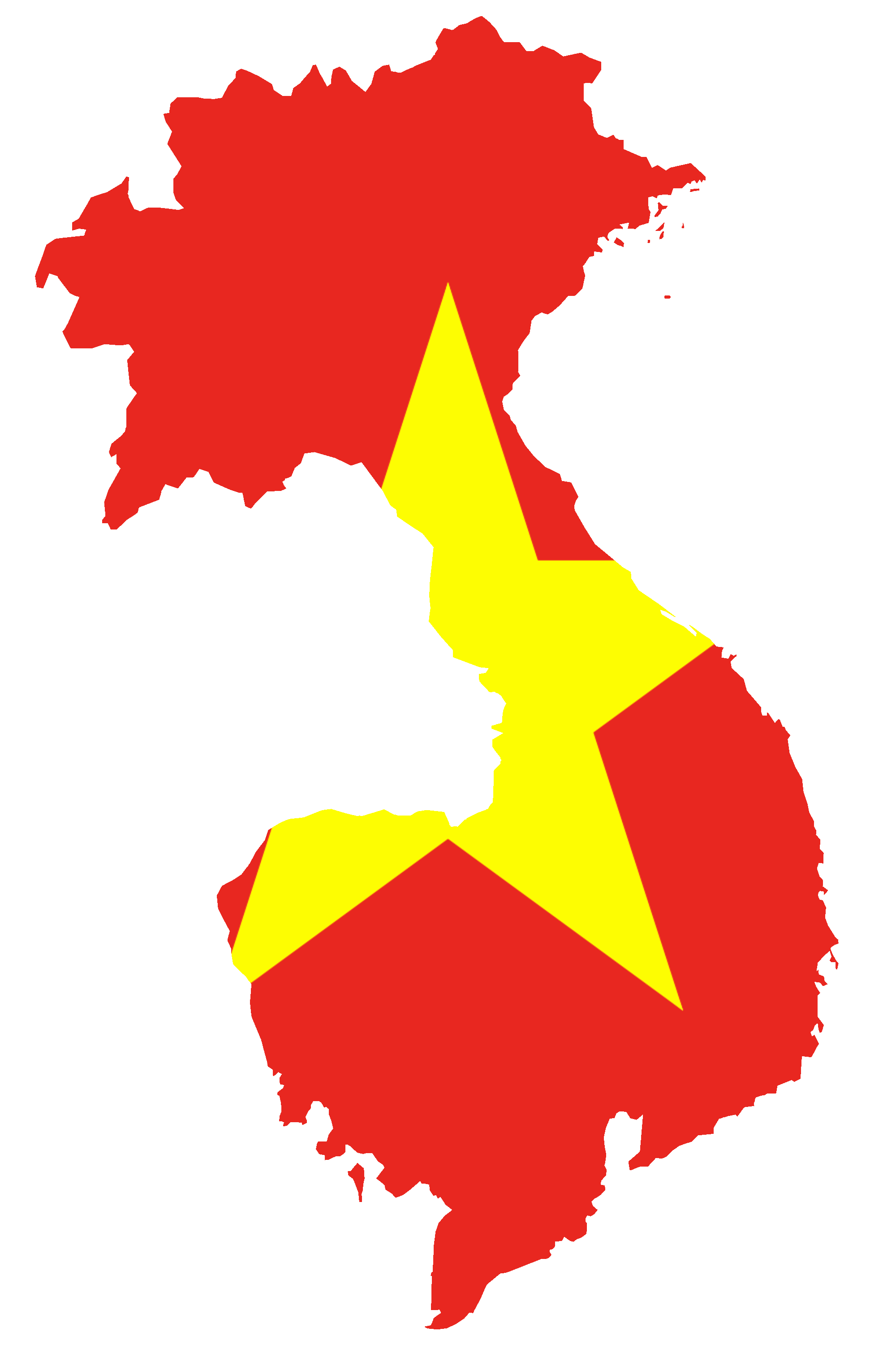 File:Flag map of Greater Vietnam.png.