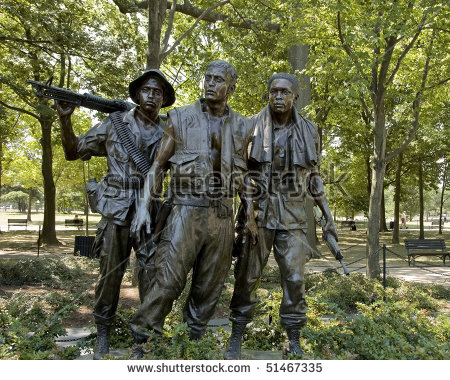 Vietnam War Stock Photos, Royalty.