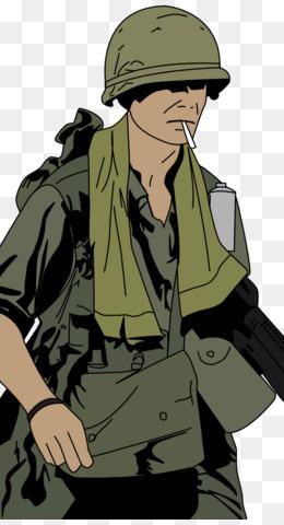 Vietnam Veteran PNG.