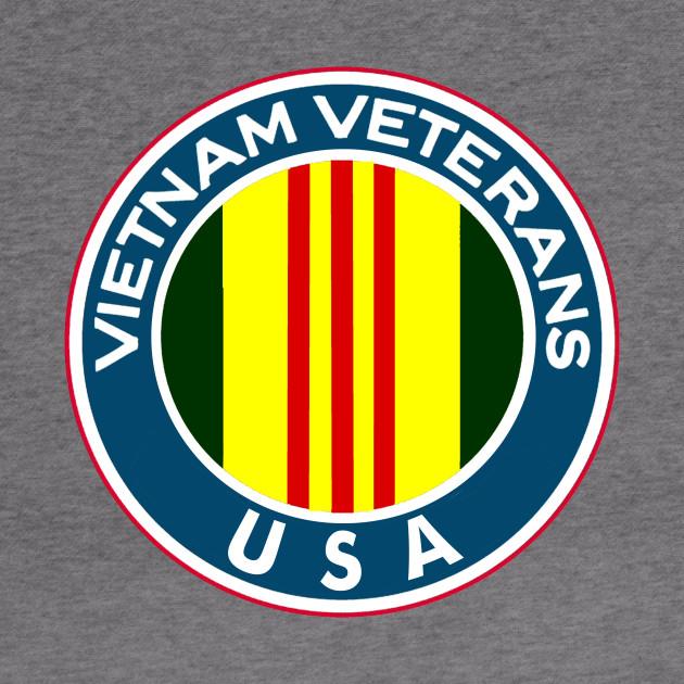 Vietnam Veterans Logo.