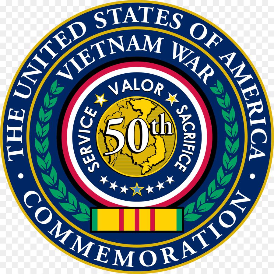 Vietnam War Logo png download.