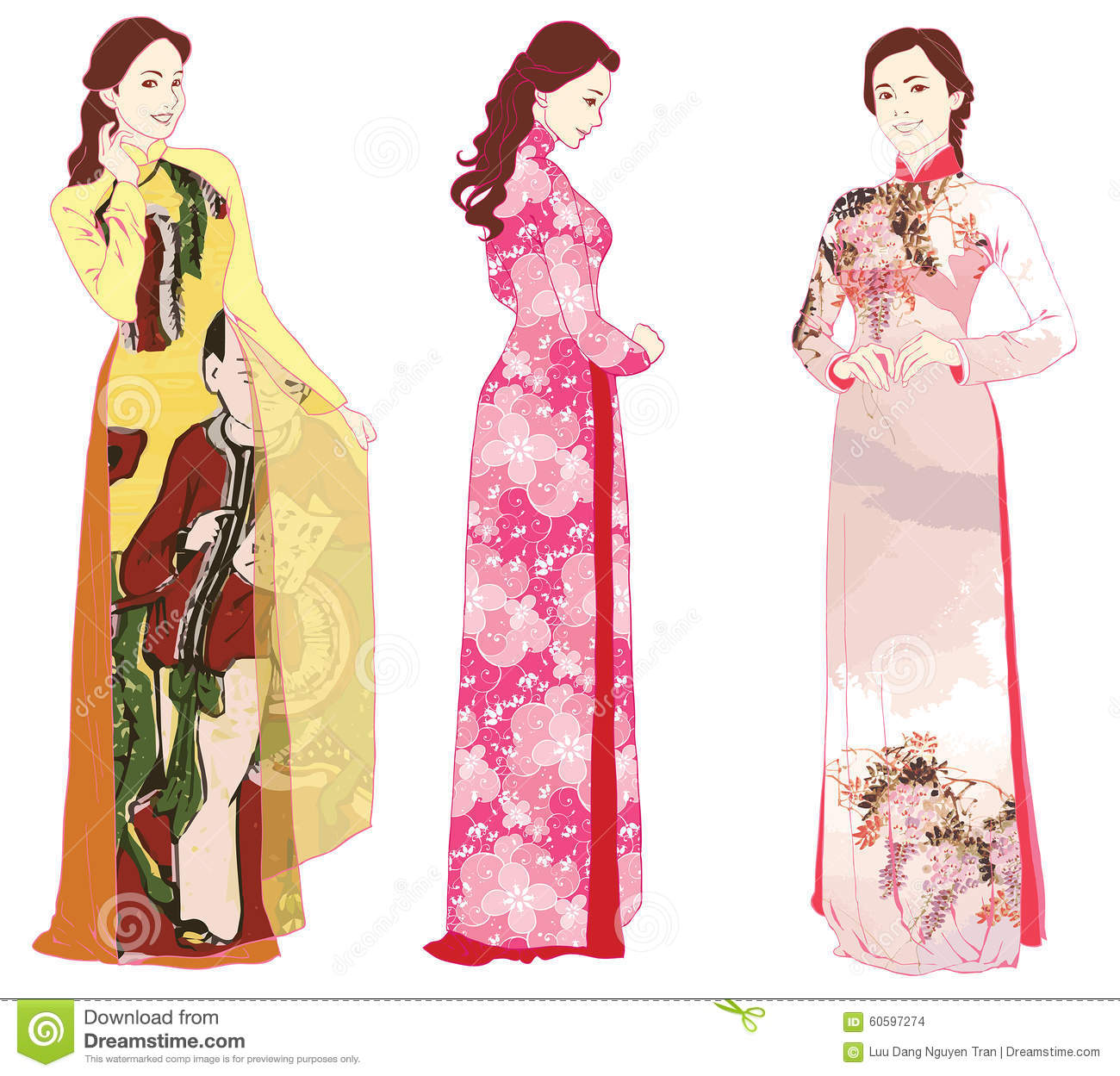 Vietnamese Stock Illustrations.
